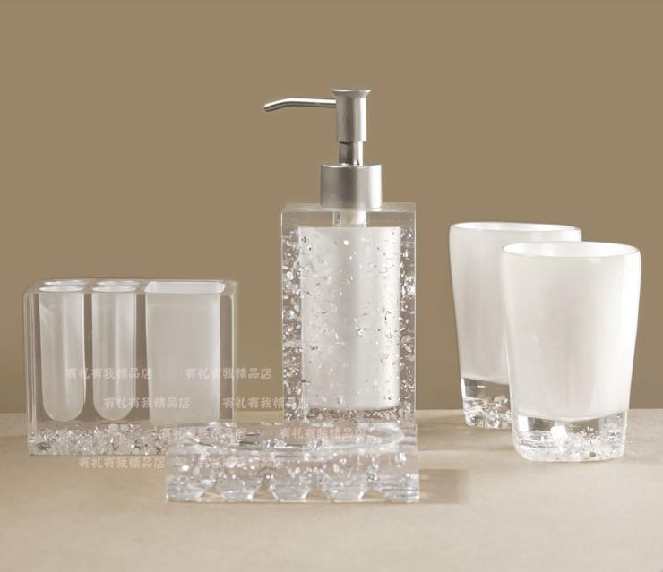 Crystal Bathroom Accessories All The Best Accessories In