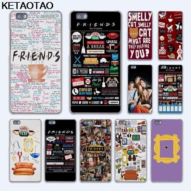 KETAOTAO FUNNY TV SHOW LOGO Best Friends Forever Phone Cases for iPhone 4 5C 5S 6S