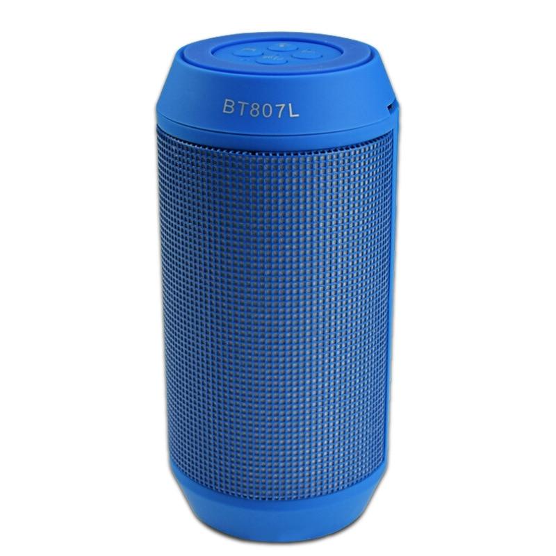 Hot Column Flash LED Light speaker altavoz <font><b>Bluetooth</b></font> Radio FM Pulse portable MP3 loudspeaker caixa de <font><b>som</b></font> portatil alto falante