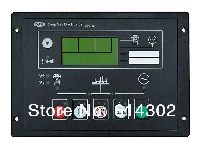 Deep sea controller DSE720 generator controller ATS Module