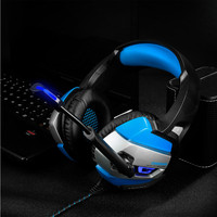 Best Gaming Headset Gamer Gaming Headphone for Computer PC PS4 with Microphone Laptops Headphones For PUBG