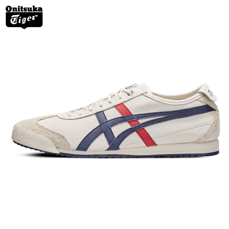 the latest ab8ed f4f57 Onitsuka Tiger Classic Sneaker for Women  Men MEXICO 66 SD 2018 Fall New  Souvenir Style Fashion Leisure Badminton Shoe 1183A036