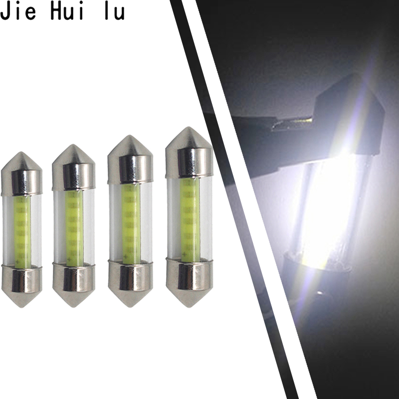1Pc C5W 31MM 36MM 39MM 41MM Car Interior Lighting C5W COB LED Reading Lights 6000K 12V 239 272 C10W Light Bulbs For Cars iLight c5w