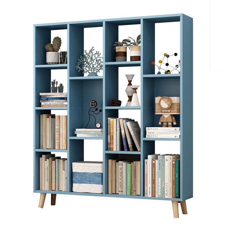 Mobili Per La Casa Librero Estanteria Madera Rack Dekorasyon Libreria Display Wood Decoration Retro Furniture Book Shelf Case
