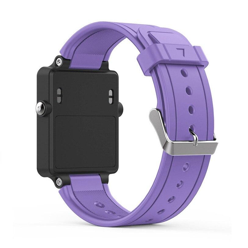 New Fashion Sports Silicone Bracelet Strap Band For Garmin