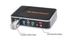 Подлинная Ezcap280 HDMI YPbPr Видео Игры Capture Recorder Box для Xbox PS3 PS4 ТВ СТБ Медицинской Помощи DVD Видео Камера USB U Диск