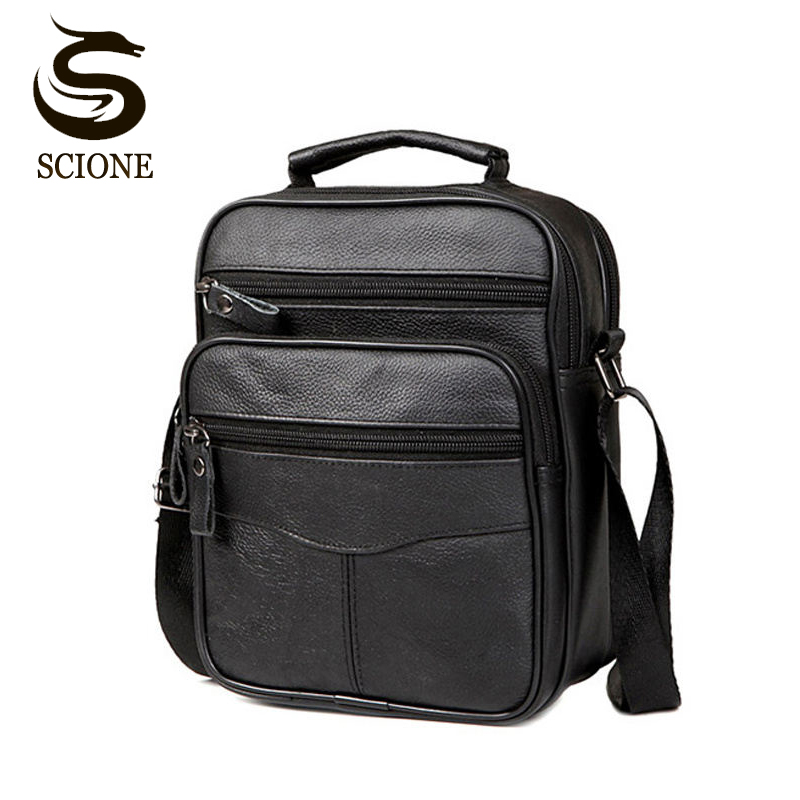 PU Leather Men Bag Fashion Brand Designed Men Messenger Bags Business Shoulder Bags for Men Handbag Casual Small Crossbody Bag