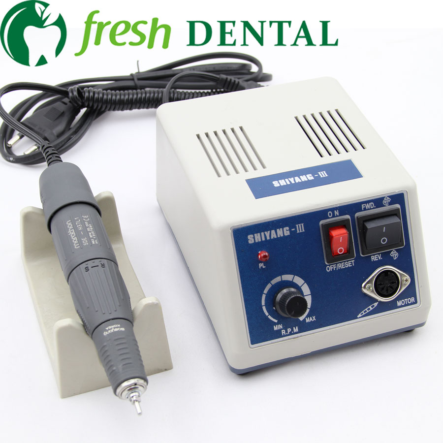 1Set Dental grinding machine 35000RPM Micromotor Dental Lab polishing machine dental equipment dental tools accessories SL613