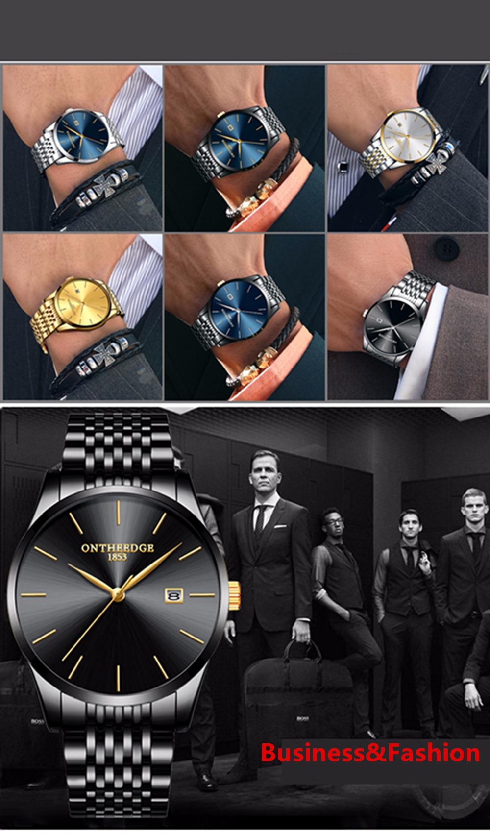 Ontheedge Pria Jam Baja Merek Mewah Quartz Wrist Watches Ultra Qampampq Resin Analog Tangan Wanita Hitam Strap Karet Vq04j010y 8211249711 1886920506 8227651478 8239229512 8239262095
