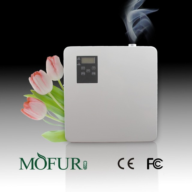 5000 Cbm Scent Delivery System Hotel Aroma Oil Device Essential Diffuser