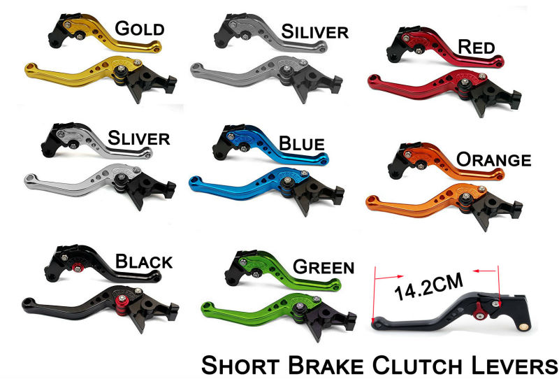 Fit For Honda CB1000R 2008-2015 CBR1000RR FIREBLADE 2004-2007 Motorcycle CNC Aluminum Brake Clutch Levers fit for honda cb1000r 2008 2015 cbr1000rr fireblade 2004 2007 motorcycle cnc aluminum brake clutch levers