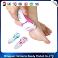 Rechargeable Feet Care LED Electric Dead Skin Callus Remover Foot Smoother Pedicure File Exfoliating Heel Cuticles Removal Kit