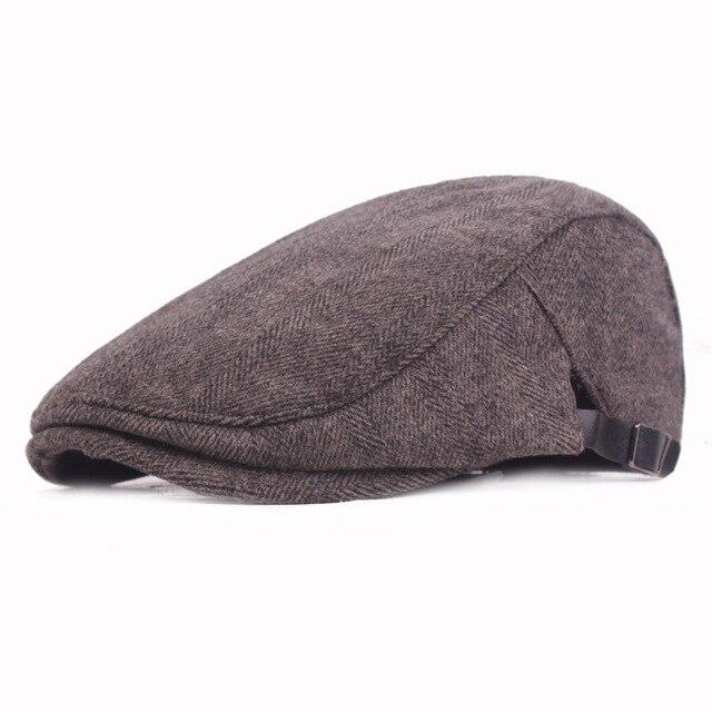 Fasbys 3 Colores de Algodón Sombrero de La Boina de Cabbie Gatsby Gorra  Plana Ivy Irlandés 1c5dfef7820