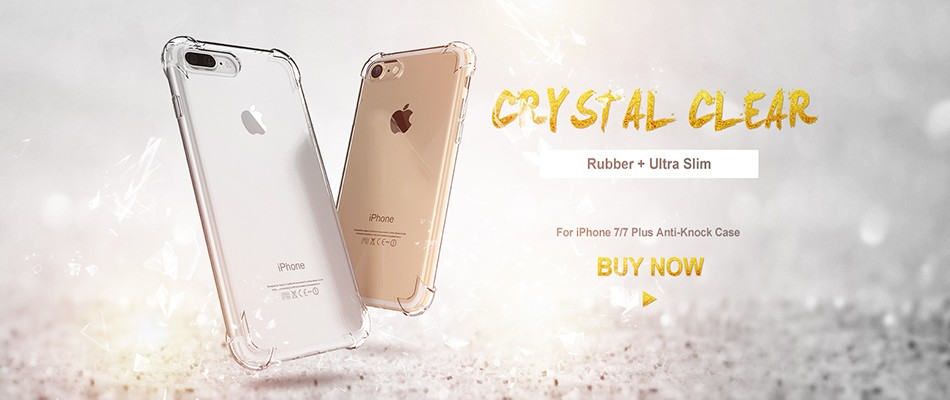 Clear Case for iphone 7 Plus Cover
