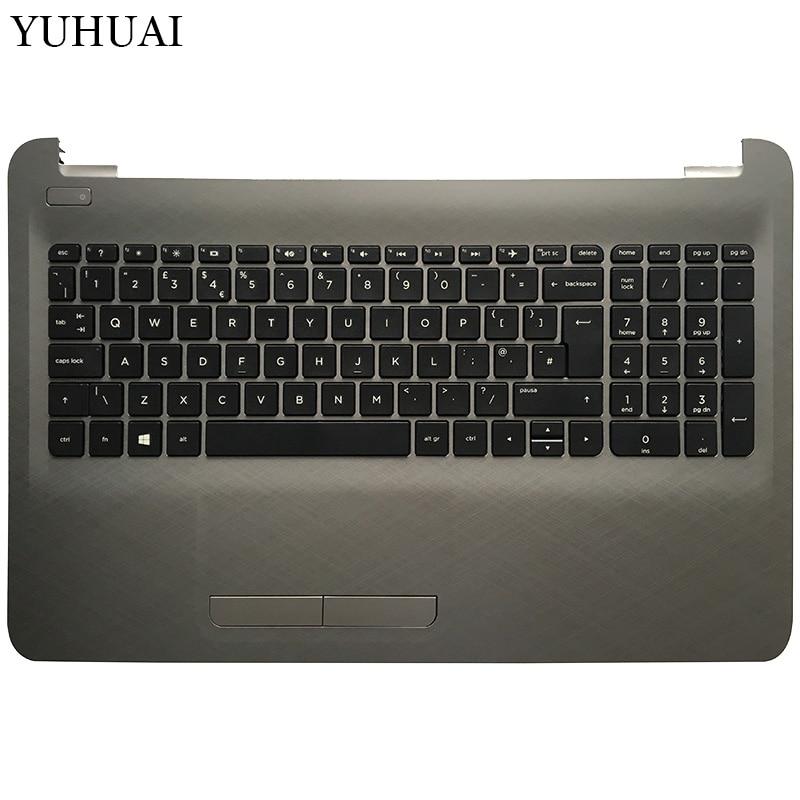 Laptop keyboard For HP 15-af131dx Notebook keypad English Teclado