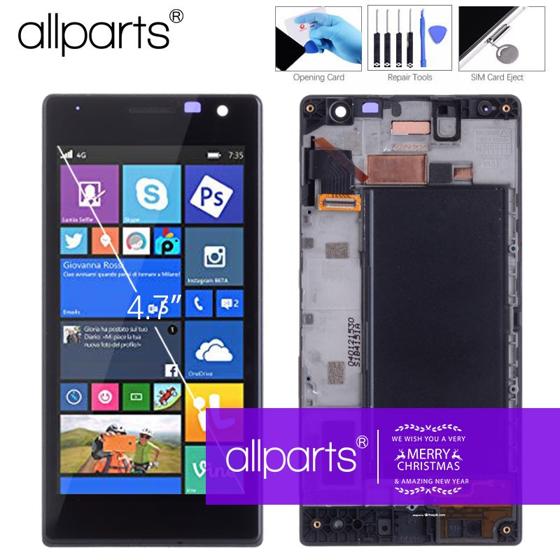 LCD for Nokia 720 Lumia with Glue Card