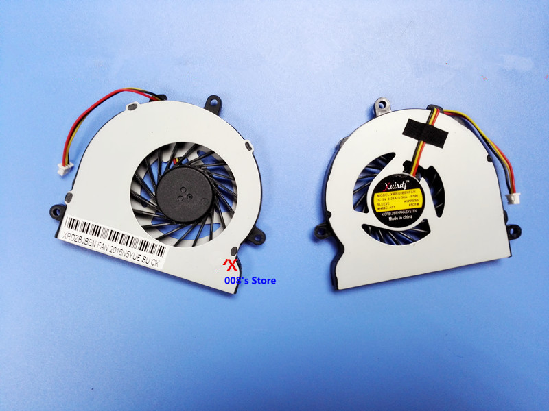 Новый вентилятор охлаждения процессора для Dell Inspiron 15R 15-3521 3721 5521 5535 5721 5737 3537 3737 5537 5735 N5537 M531R HP 15-G 15-R 15-H 14-R