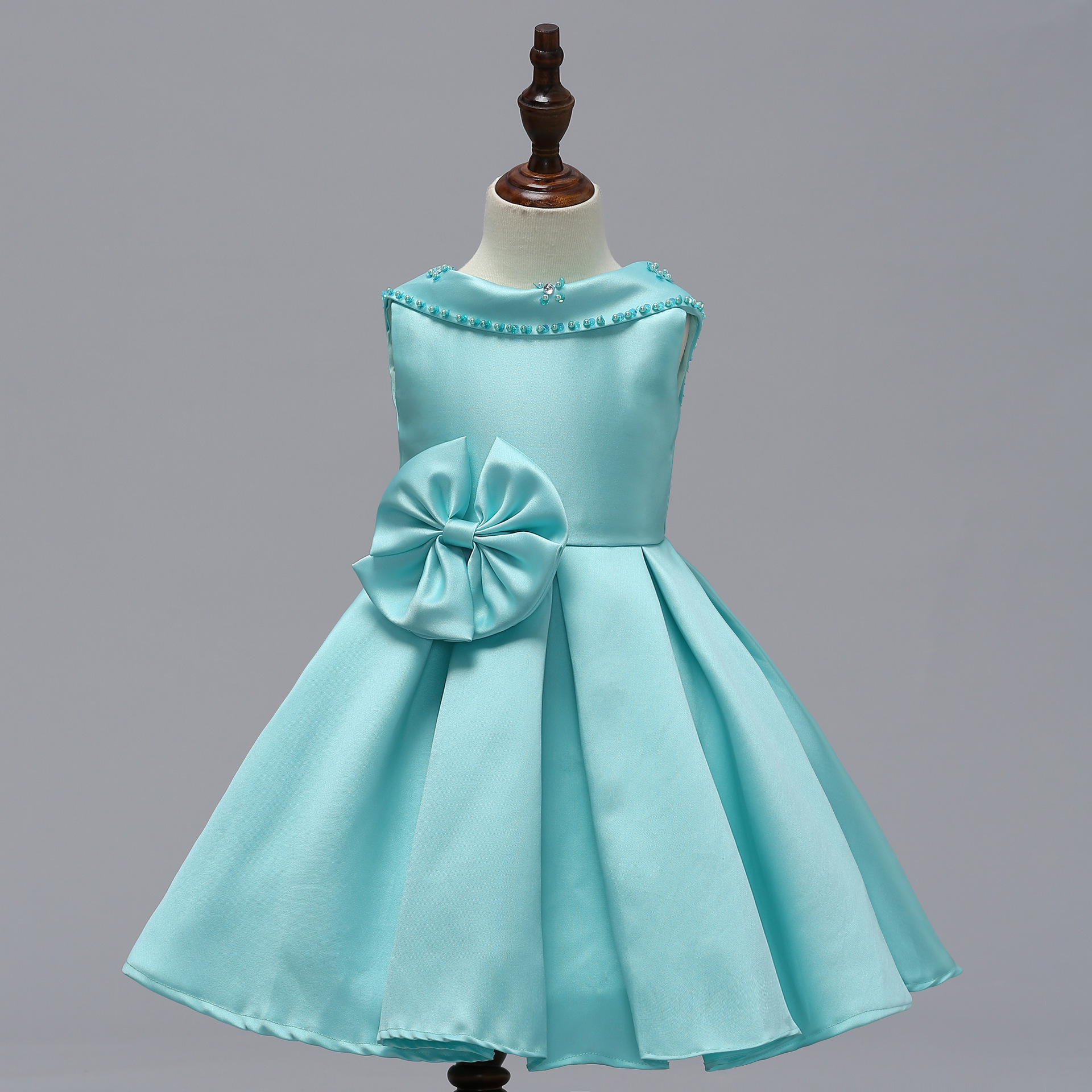 6483991dad27 Girl Princess Dress Kids Dresses for Girls Party Dresses Summer ...