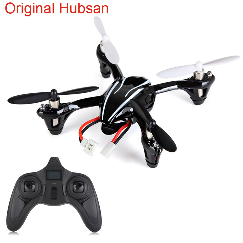 Hubsan X4 H107L Drone Dron 2.4G 4CH 6-Axis Gyro RC Quadcopter Helicopter RTF With Led Light Remote Control QuadCopter Toy Drones  yizhan tarantula x6 quadcopter 6 ch 2 4ghz lcd remote control rc quadcopter ufo with 6 axis gyro led light rtf rc helicopter
