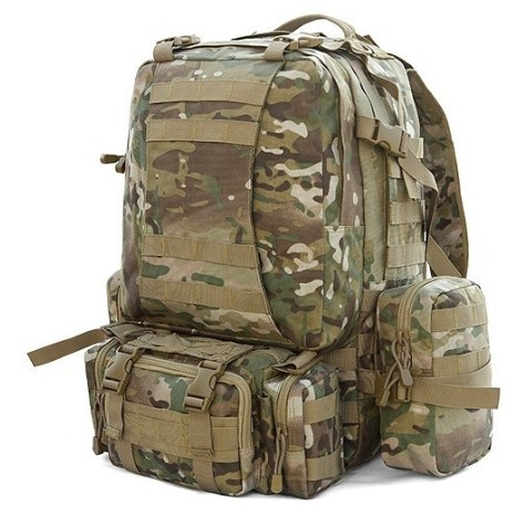 Camouflage Hunting Backpack 1000D Waterproof Outdoor Backpack ...