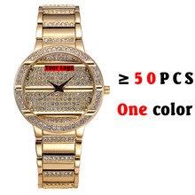 Reloj personalizado tipo V286, más de 50 Uds. Pedido mínimo de un Color (la cantidad más grande, el Total más barato)