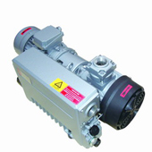 ZD single-stage rotary vane vacuum pump V0040C V0040 40m3/h tw 4a single stage 4 l rotary vane type portable vacuum pump with a single stage