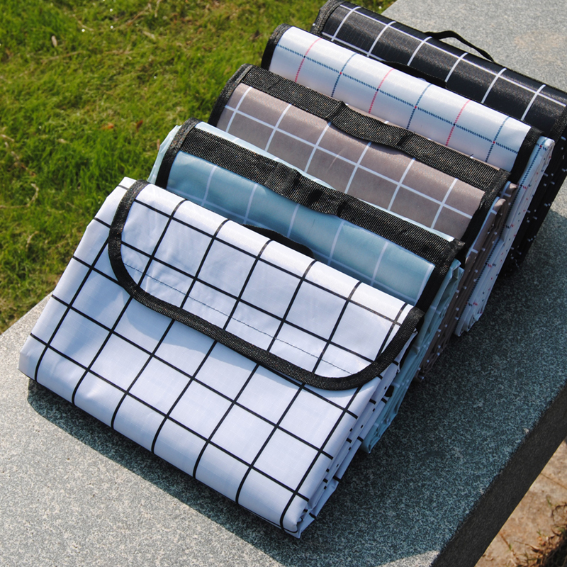 Lattice Picnic Mattress Moistureproof Mattress Outdoor Portable Camping Waterproof Beach Tent Mattress Spring Picnic Mattress Pi