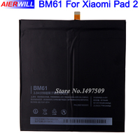 BM61 Battery For Xiaomi Pad 2 For Mipad 2 7 9 Inch 6010mAh
