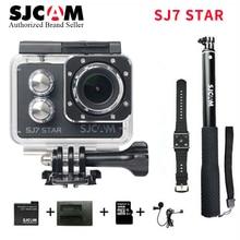 Original SJCAM SJ7 Star 4K 30fps Ambarella A12S75 Ultra HD Action Camera 2.0″ Touch Screen Waterproof Remote Sport DV pro sj cam