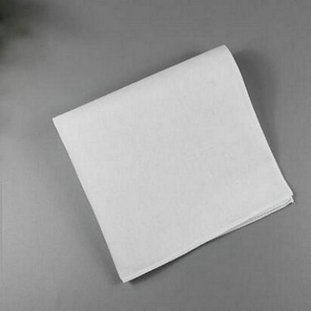 5 CÁI Màu Trắng Tinh Khiết Stripes Tiếng Trẻ Con 100% Cotton Khăn Tay Phụ Nữ Đàn Ông 28 cm * 28 cm Pocket Quảng Trường Wedding Plain DIY Print Vẽ Toán Hôn Nhân Hankerchiefs Nam