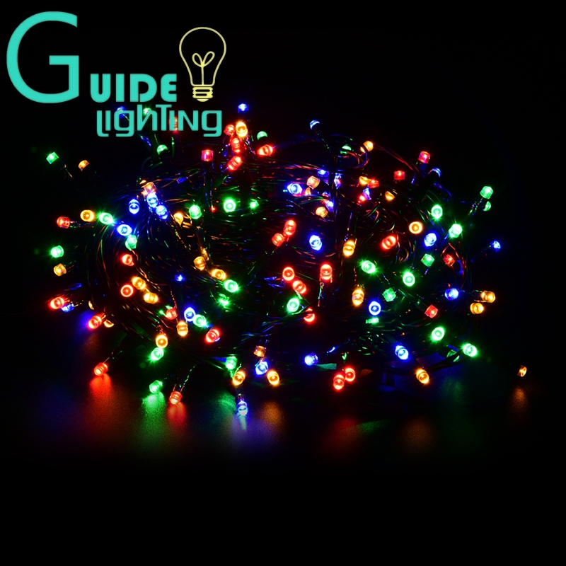 super long led string lights color change 100meters eu standard wire christmas lamp 500leds rope lamp in led string from lights lighting on aliexpresscom
