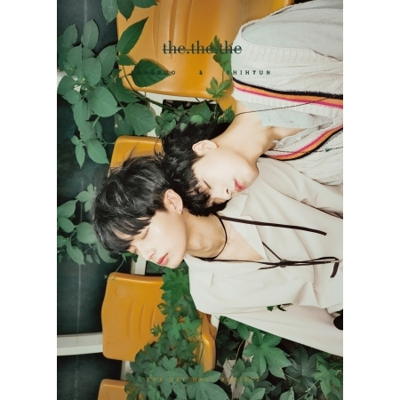 YONG GUK and SI HYUN 1st Mini Album- THE.THE.THE   Release Date 2017.08.02 блуза jacqueline de yong jacqueline de yong ja908ewujb68