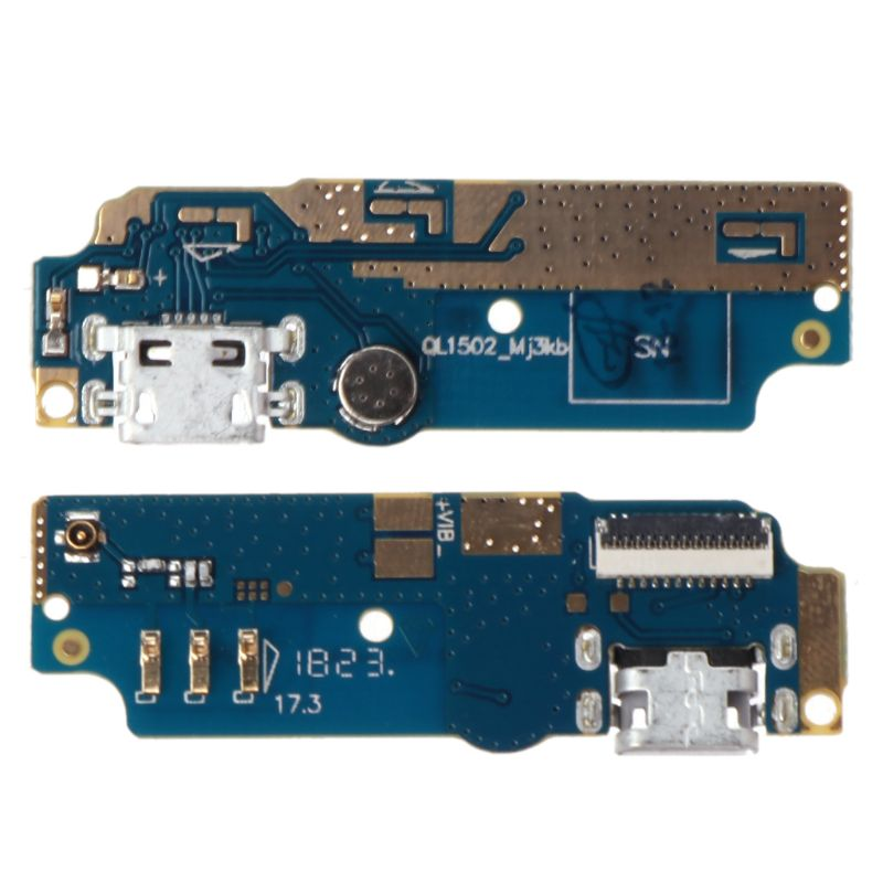 Ribbon Flex Cable USB Charging Dock Port Charger Connector Board Tail Wire Replacement Version A For Asus Zenfone Max ZC550KL Z0