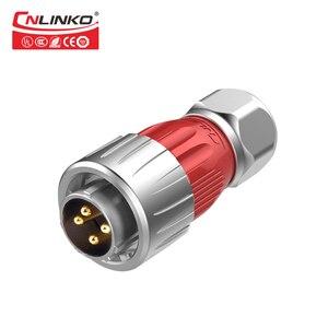 Image 5 - Fil électronique de câble de broche de CNLINKO M20 2/3/4/9 pour embarquer le bâti de panneau en plastique/métal 12V 5 20A imperméabilisent le connecteur IP67 automobile electrical pins power adapter dorp shipping