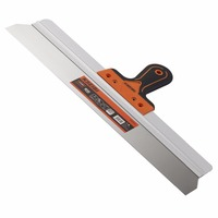 Kseibi alta qualidade aço inoxidável drywall taping faca com alça de borracha