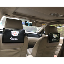 2PCS New Items 2018 Electronics Car TV Monitor Android 7.1 System Headrest DVD Player For Cadillac SRX XTS CTS ATS CT6 XT5 new factory touch screen use for cadillac ats cts srx xts cue car dvd gps navigation cadillac touch display digitizer