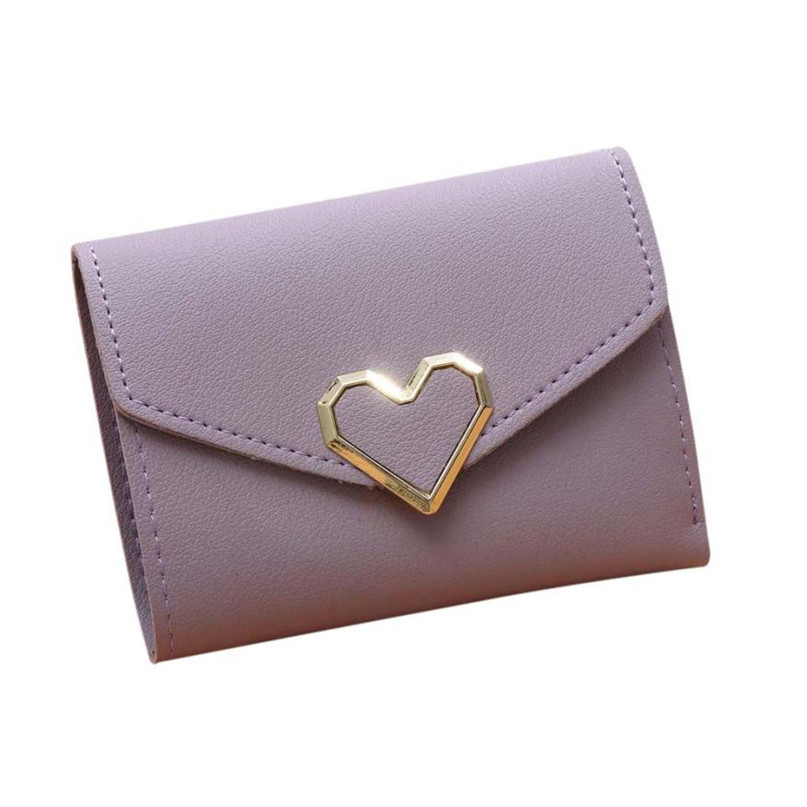 Maison Fabre Fashion Wallets Women 6 Colors Women Simple Short Wallet Hasp Coin Purse Card Holders 2017 Hot DropShipping OB16 5