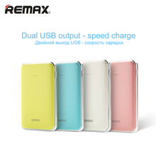 CNPOWER Original Remax RPP 33 5000MAH Powerbank Portable Phone Battery Charger Backup Bateria Externa Movil For