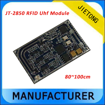 30-100cm UHF RFID Reader Module with Free Demo and SDK rs232 uhf rfid fixed reader impinj r2000 with 4 antenna ports for marathon sporting provide free sdk and sample card and tag