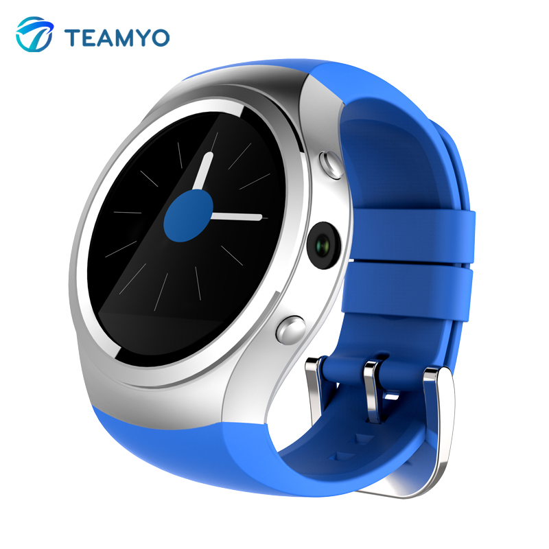 Fashion Sport GPS Smart Watch D20 Android SmartWatch Phone Support SIM Card Camera Bluetooth WristWatch Fitness