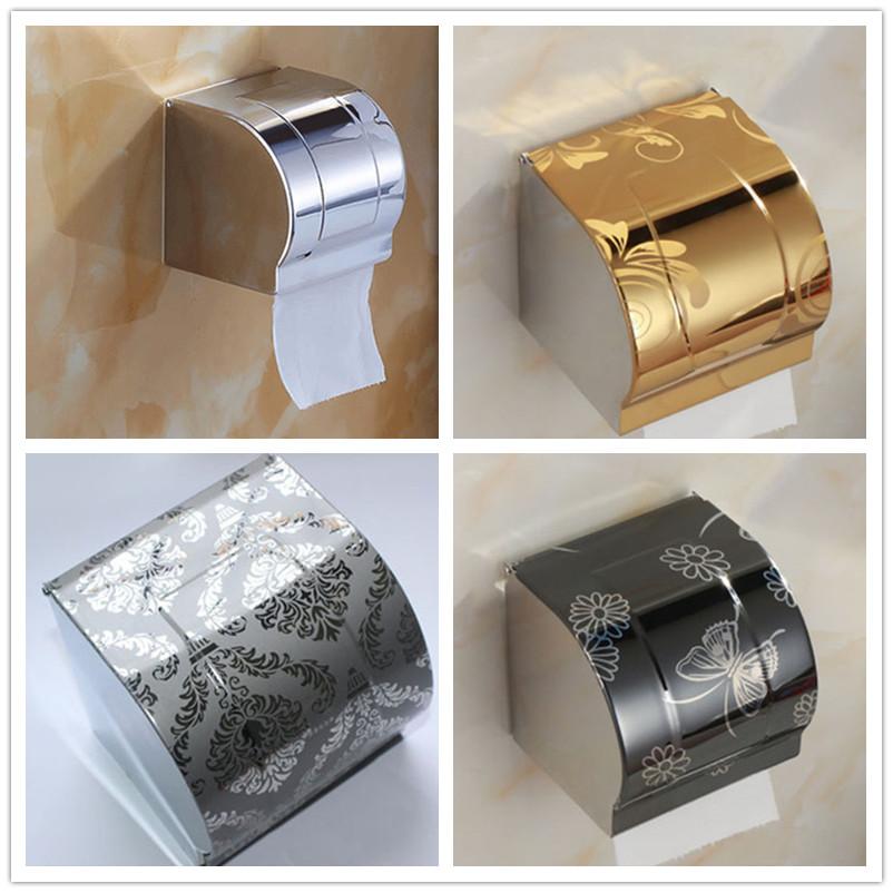 bathroom paper holder