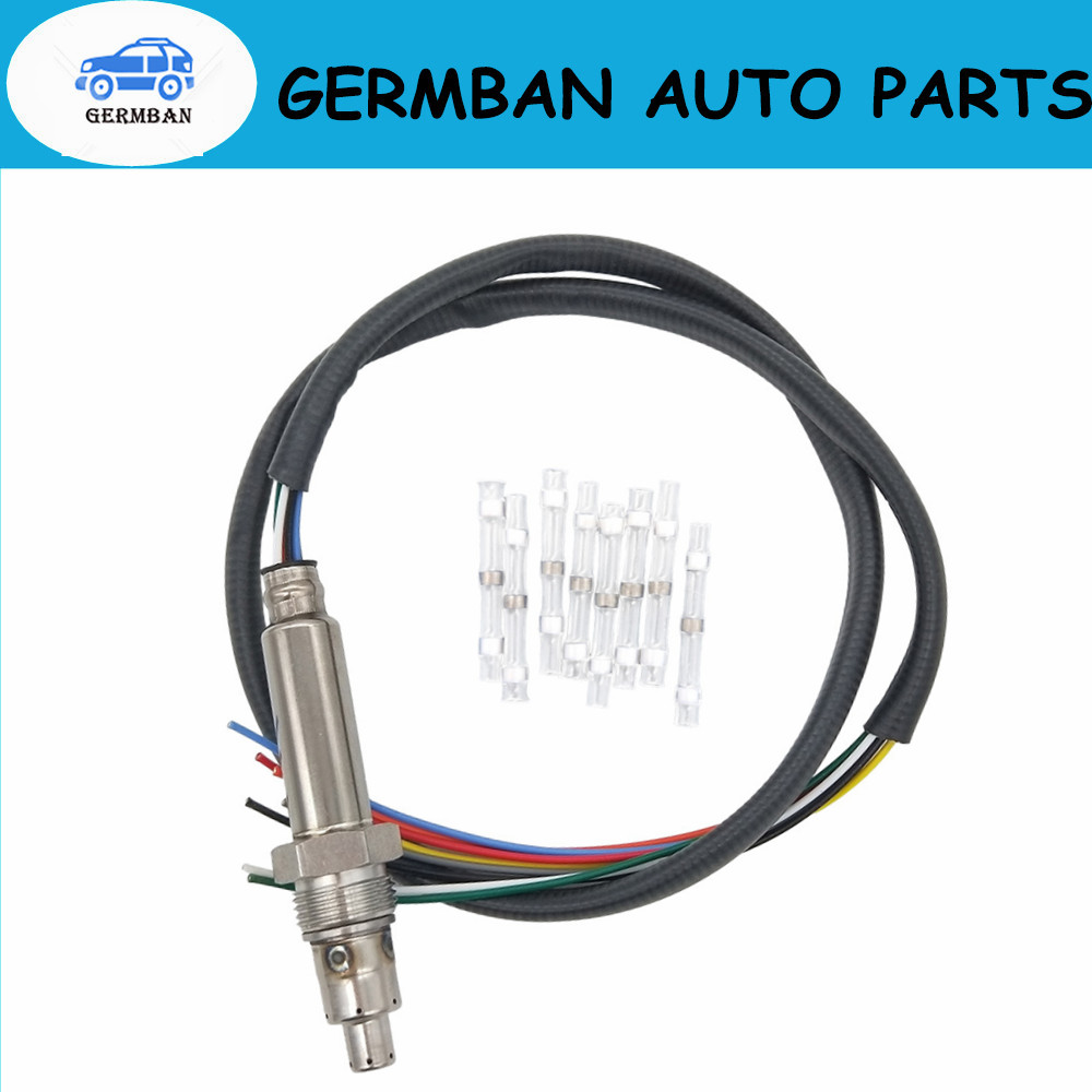 US $66 0 12% OFF|Original Nox Sensor Probe For 12V/24V CUMMINS CES VOLVO  DAF XF BMW Mercedes BENZ V W AUDI No#A0009053603 A0009053503 5WK9 6683D-in