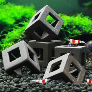 5pcs Fish Tank Ornament Cerami