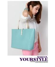 Simple atmospheric single shoulder bag belt decoration classic litchi grain hand steamed stuffed bun female bag handbag