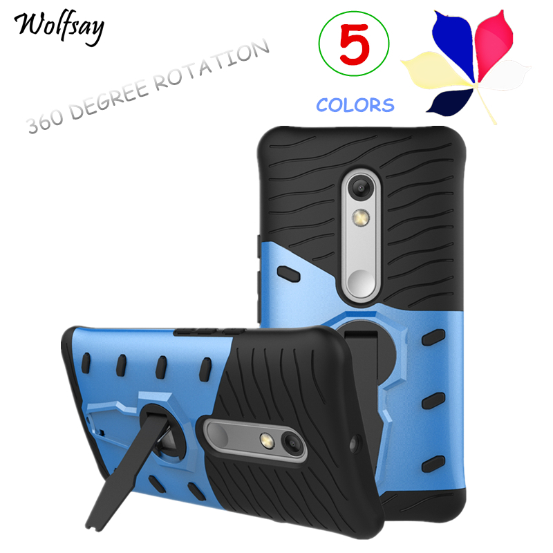 Wolfsay For Phone Cover Motorola Moto X Play Case 360 Degree Rotation Cover For Motorola Moto X Play Case For Moto X Play Case