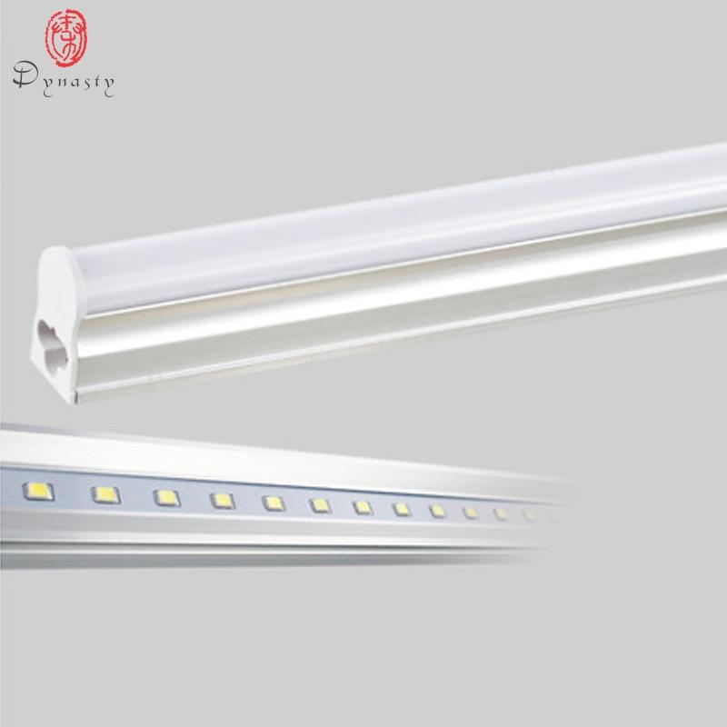 5 Pçs/lote Substituir Tradicionais de Tubo LED T5 Super Brilho Fluorescente de Lastro Cozinha Armário 30 CM 1 Pés LEVOU Dispositivo Elétrico dinastia