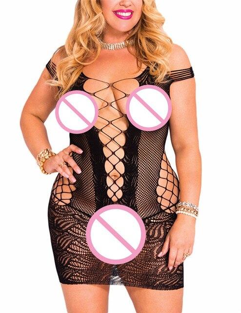 Women Sexy Lingerie Open Bra Babydoll Lingerie Sexy Hot Erotic Black Lingerie Plus Size Erotic Lingerie Sexy Underwear langerie 1