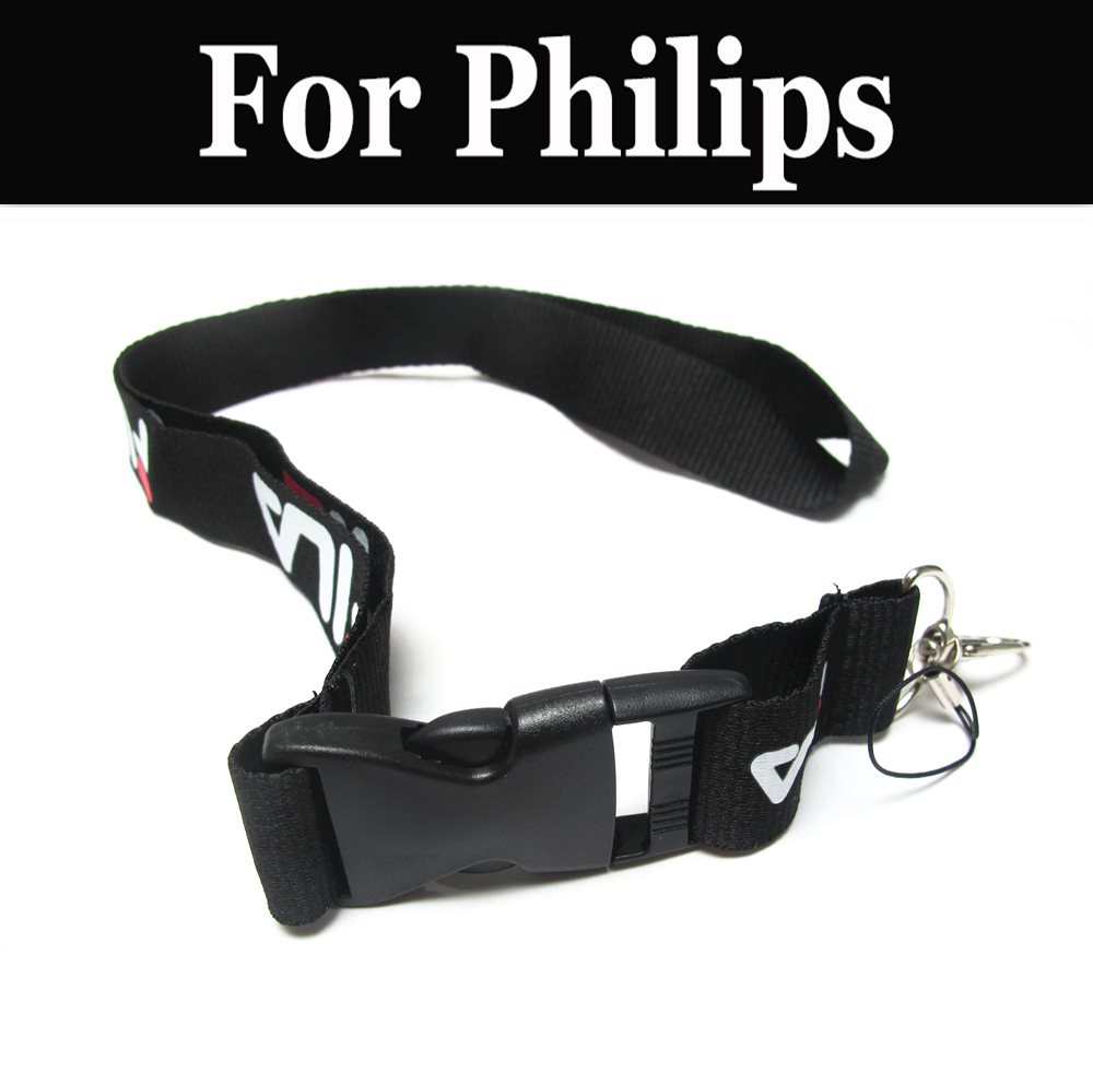 Mens Car Racing Key Lanyard Badge Mobile Phone Neck Straps For Philips S326 S337 X818 X586 S318 S327 X588 Xenium S386 S395