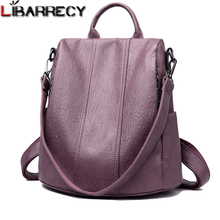 Fashion Simple Backpack Female Waterproof Backpacks for Women Large Capacity School Bags for Girls Brand Anti theft Travel Bag