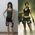 Tomb Raider Лара Крофт Косплей Костюм Настроить Бесплатная Доставка